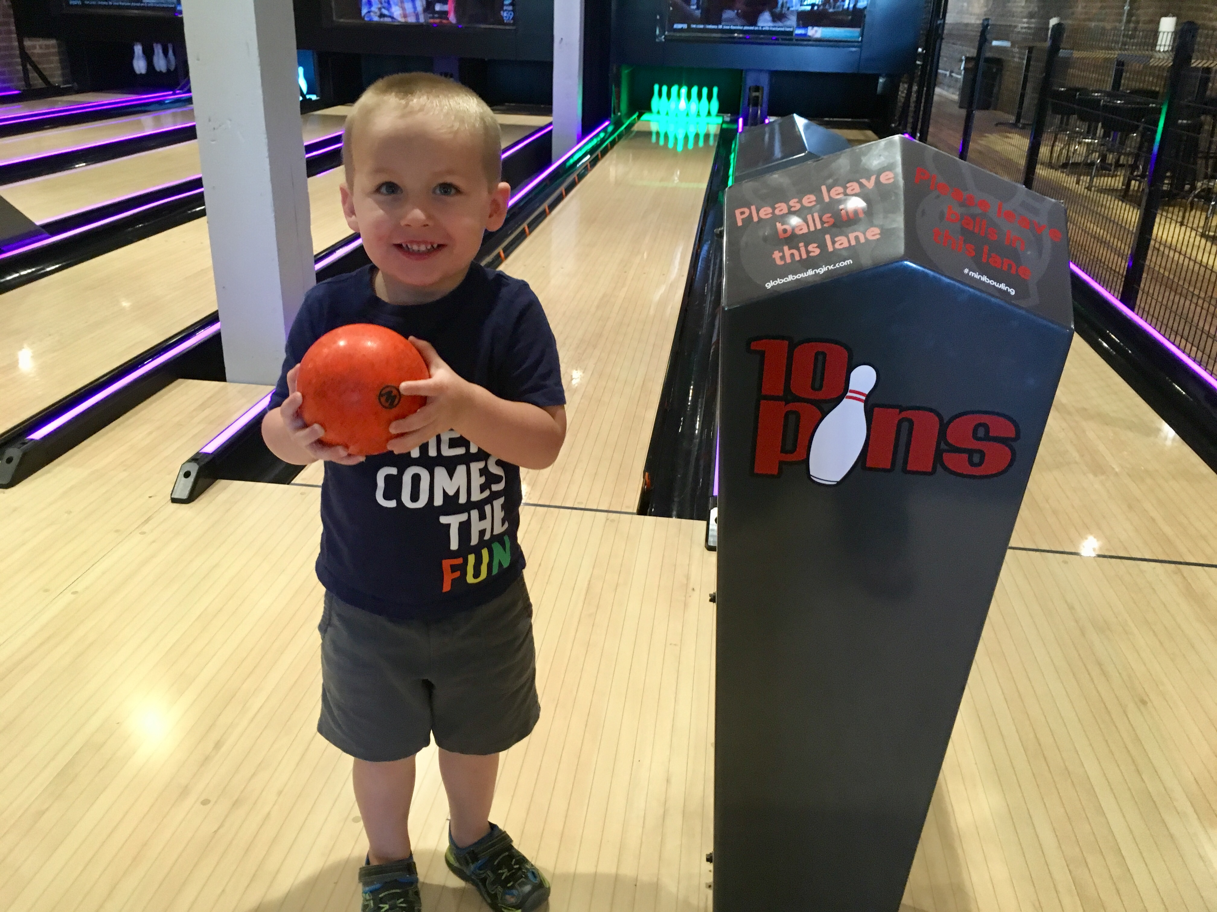 10 Pins Mini Bowling: New Alley in Franklin, Indiana
