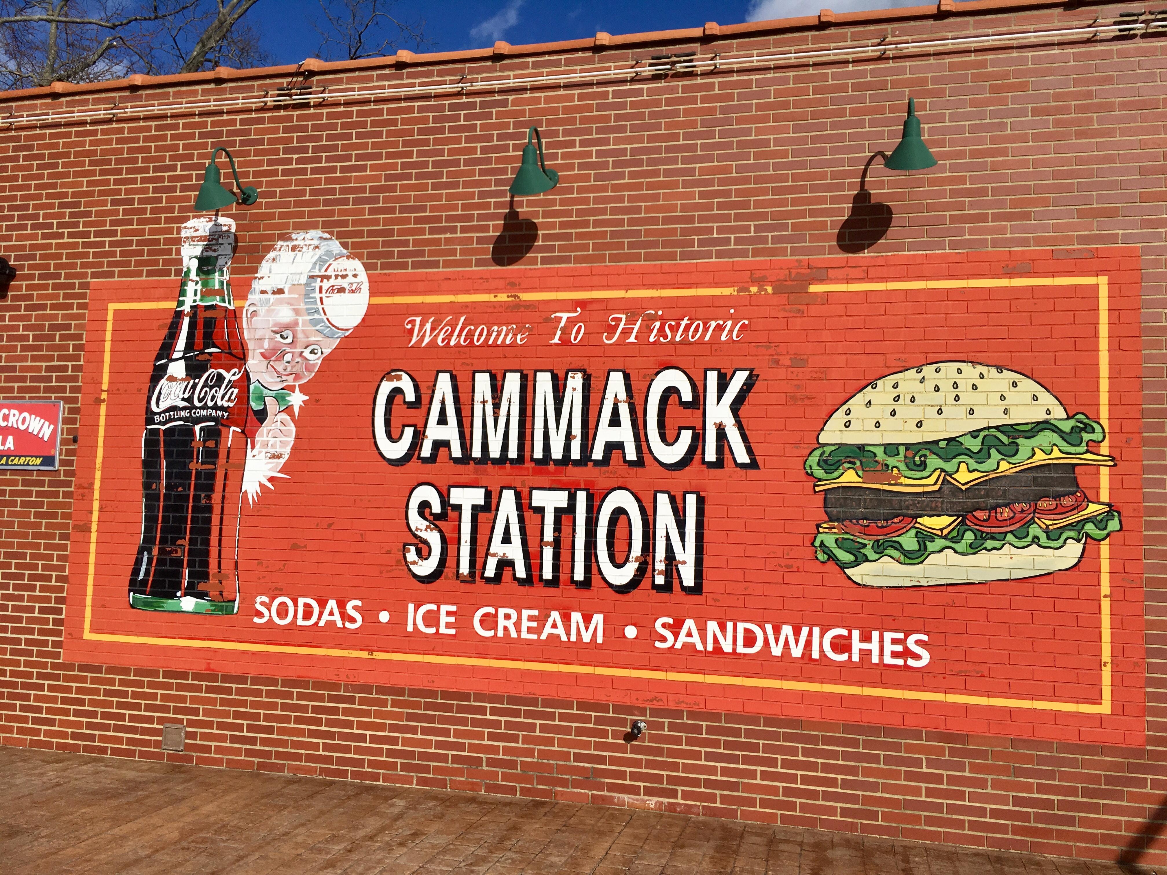 Cammack Station Restaurant in Muncie, Indiana