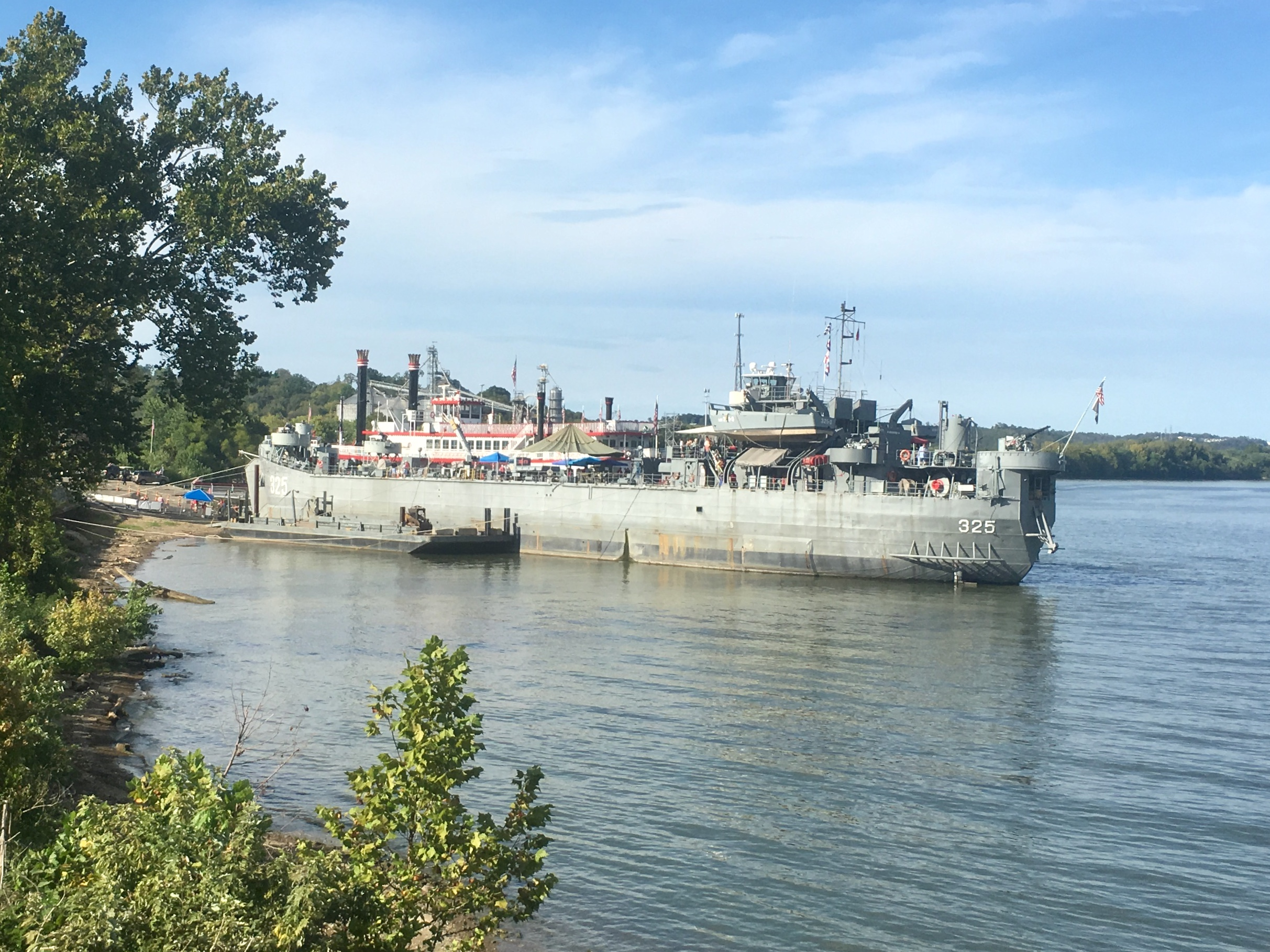Tour One-of-a-Kind Naval Ship in Evansville, Indiana