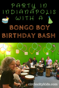 Bongo Boy Birthday Bash - Circle City Adventure Kids