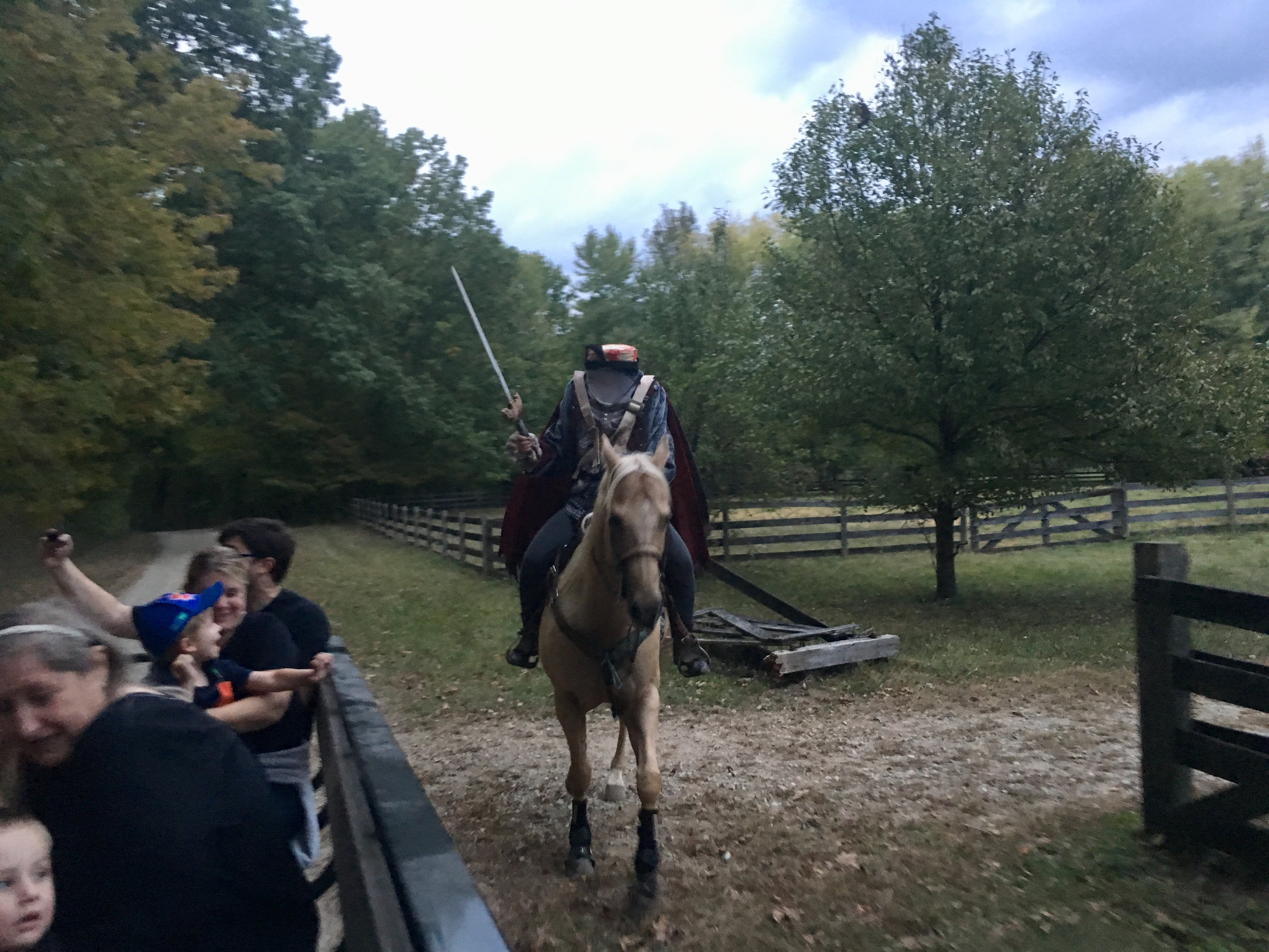 Conner Prairie Headless Horseman Festival