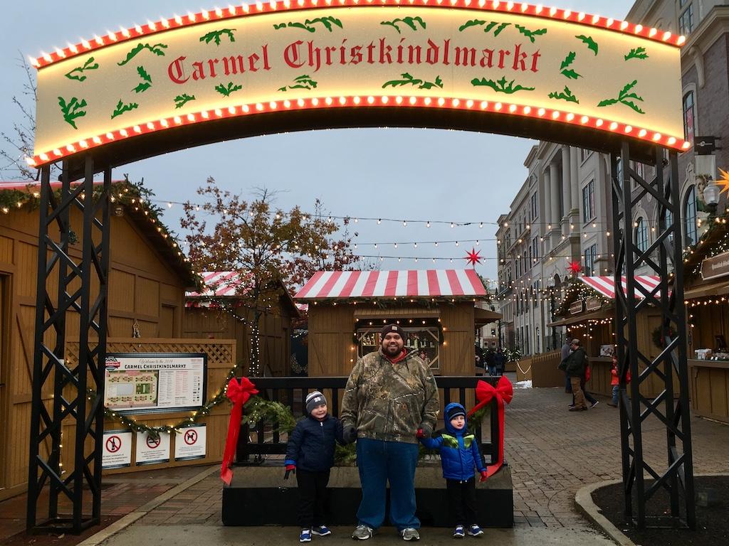 Carmel Christkindlmarkt - Circle City Adventure Kids