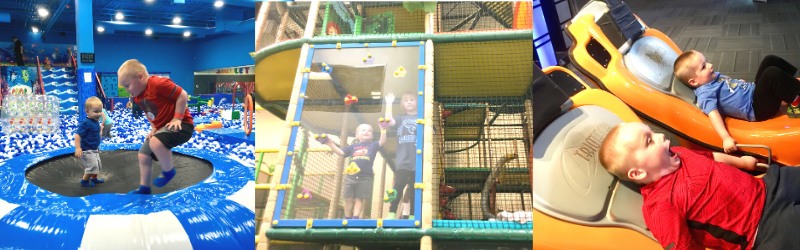 Indoor Play Spaces Around Indy: The Ultimate List
