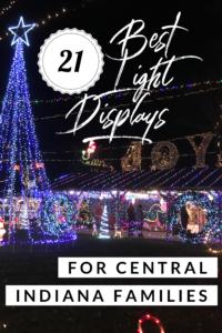 Best Light Displays - Circle City Adventure Kids
