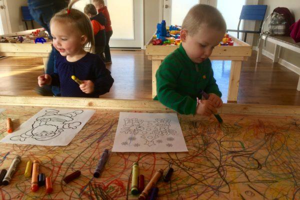 Sullivan Santa Express Train - Circle City Adventure Kids