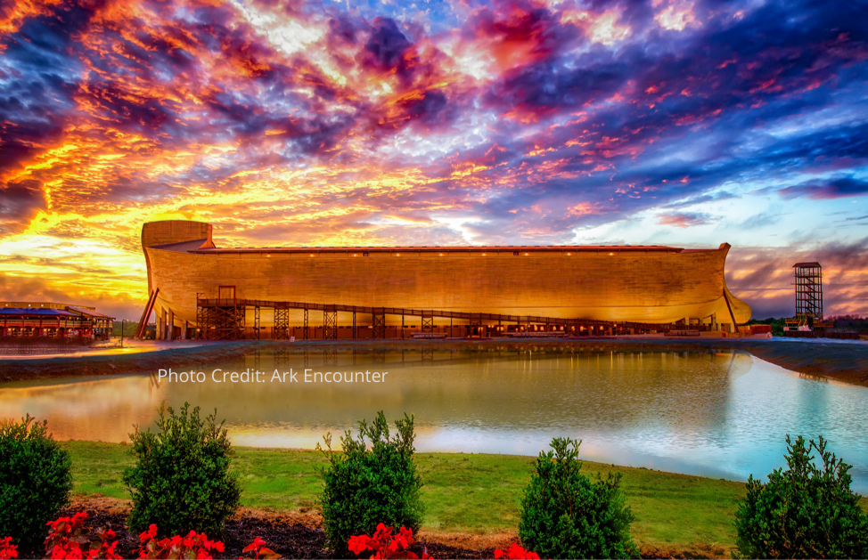 The Ark Encounter Near Cincinnati