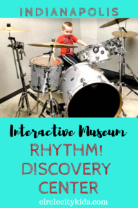 Circle City Adventure Kids - Rhythm Discovery Pin