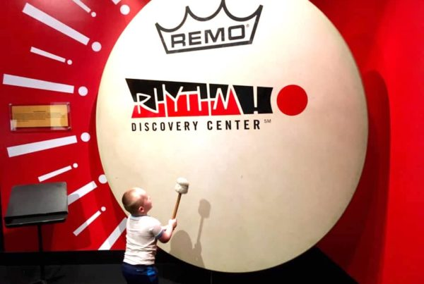 Circle City Adventure Kids - Rhythm Discovery Center