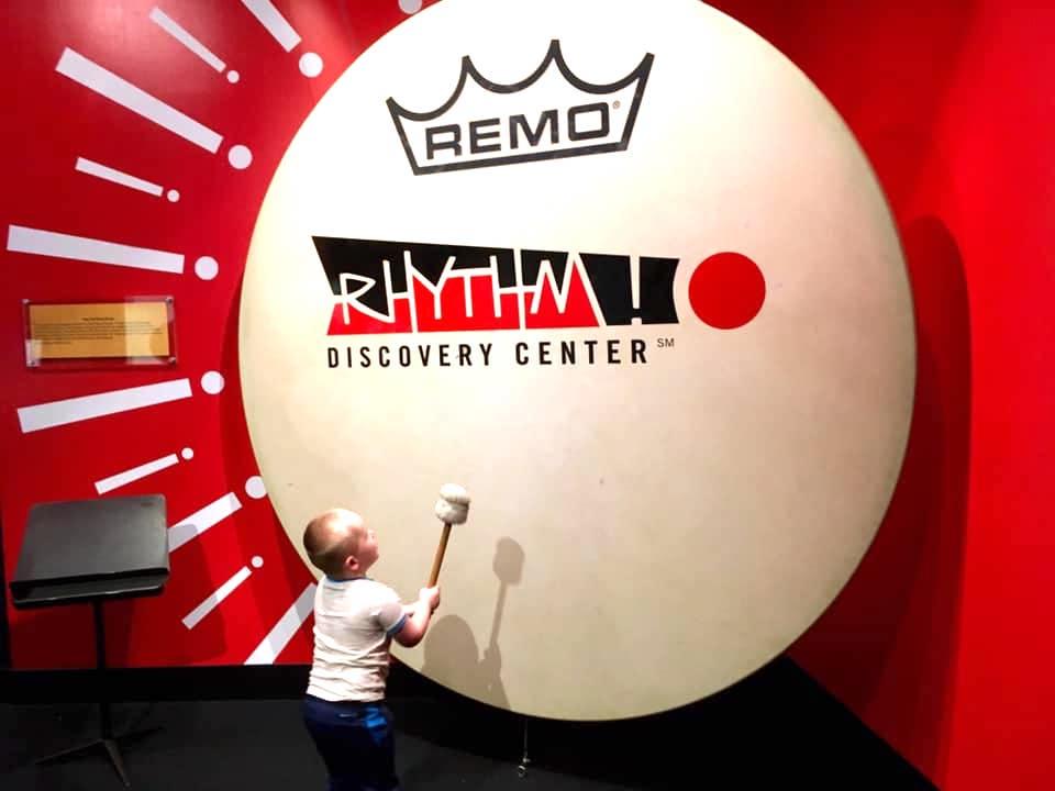 Circle City Adventure Kids - Rhythm Discovery Center