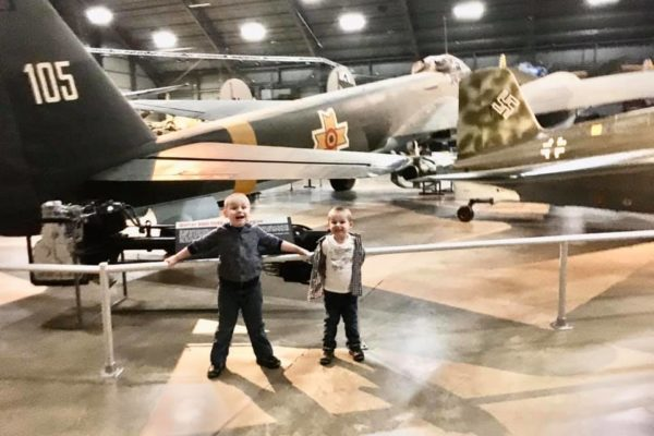 Dayton Air Force Museum - Circle City Adventure Kids - Jets
