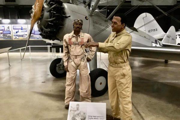 Dayton Air Force Museum - Circle City Adventure Kids - Tuskegee Airmen