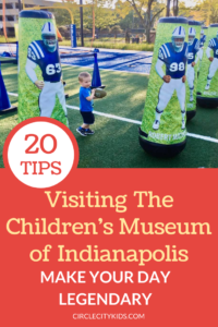 Children's Museum of Indianapolis Pin - Circle City Adventure Kids