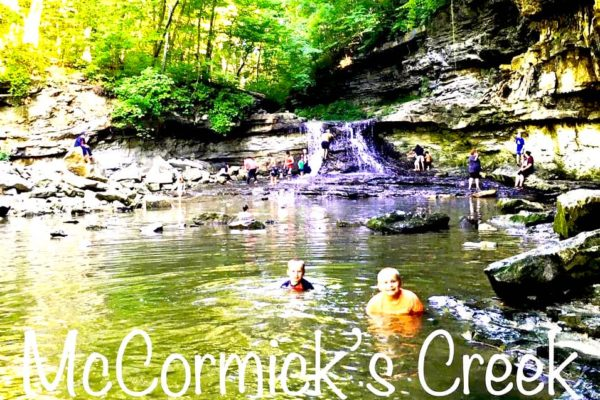 McCormick's Creek - Brown County - Circle City Adventure Kids