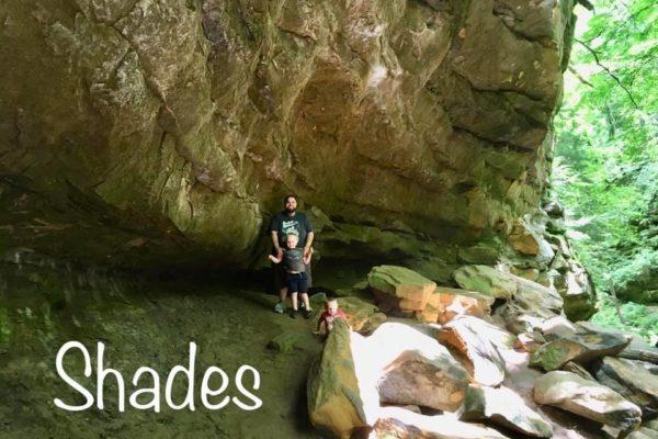 Shades - Circle City Adventure Kids