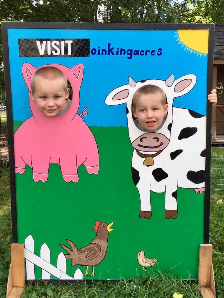 Circle City Adventure Kids - Oinking Acres Rescue Farm
