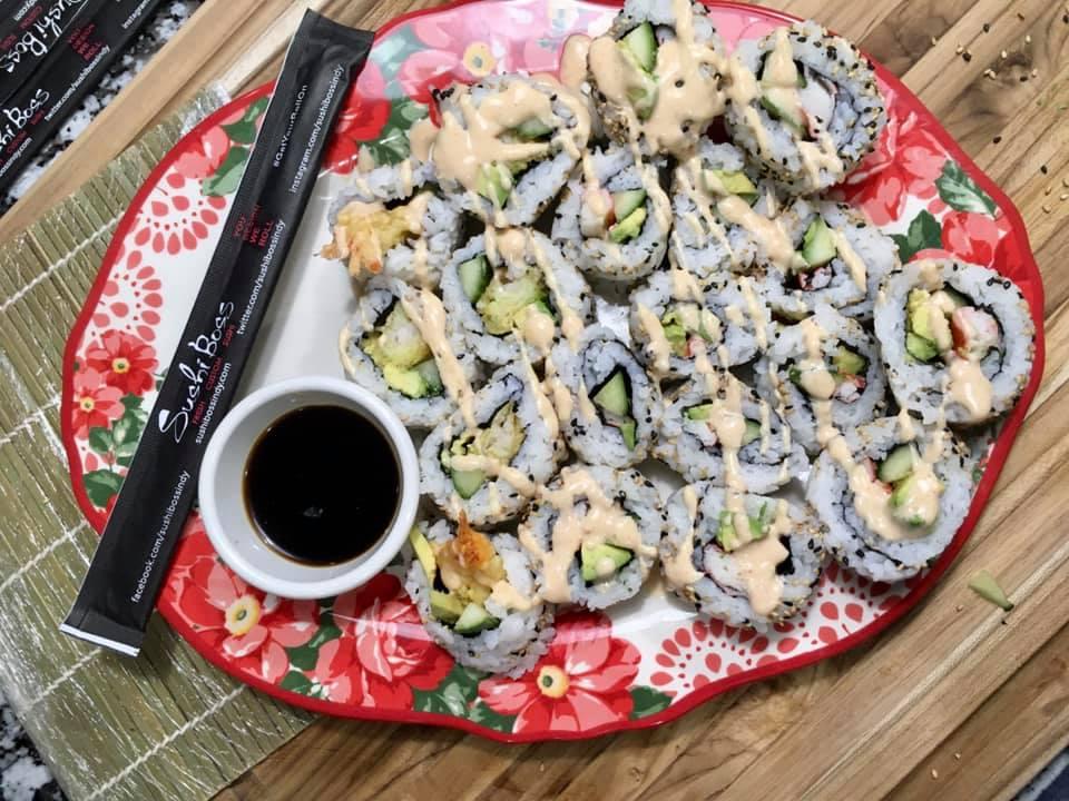 Sushi Making Kits from Sushi Boss