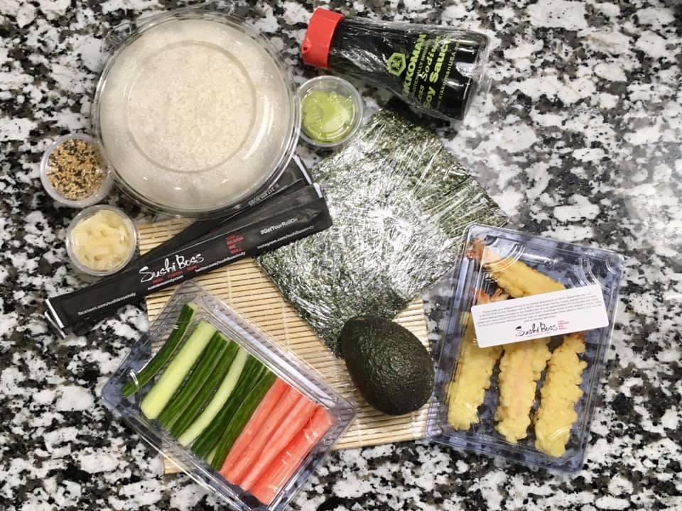 Circle City Adventure Kids - Sushi Boss