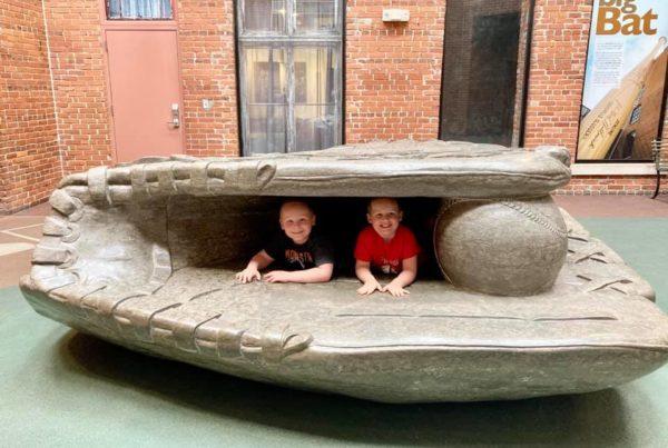 Circle City Adventure Kids - Louisville Slugger Museum